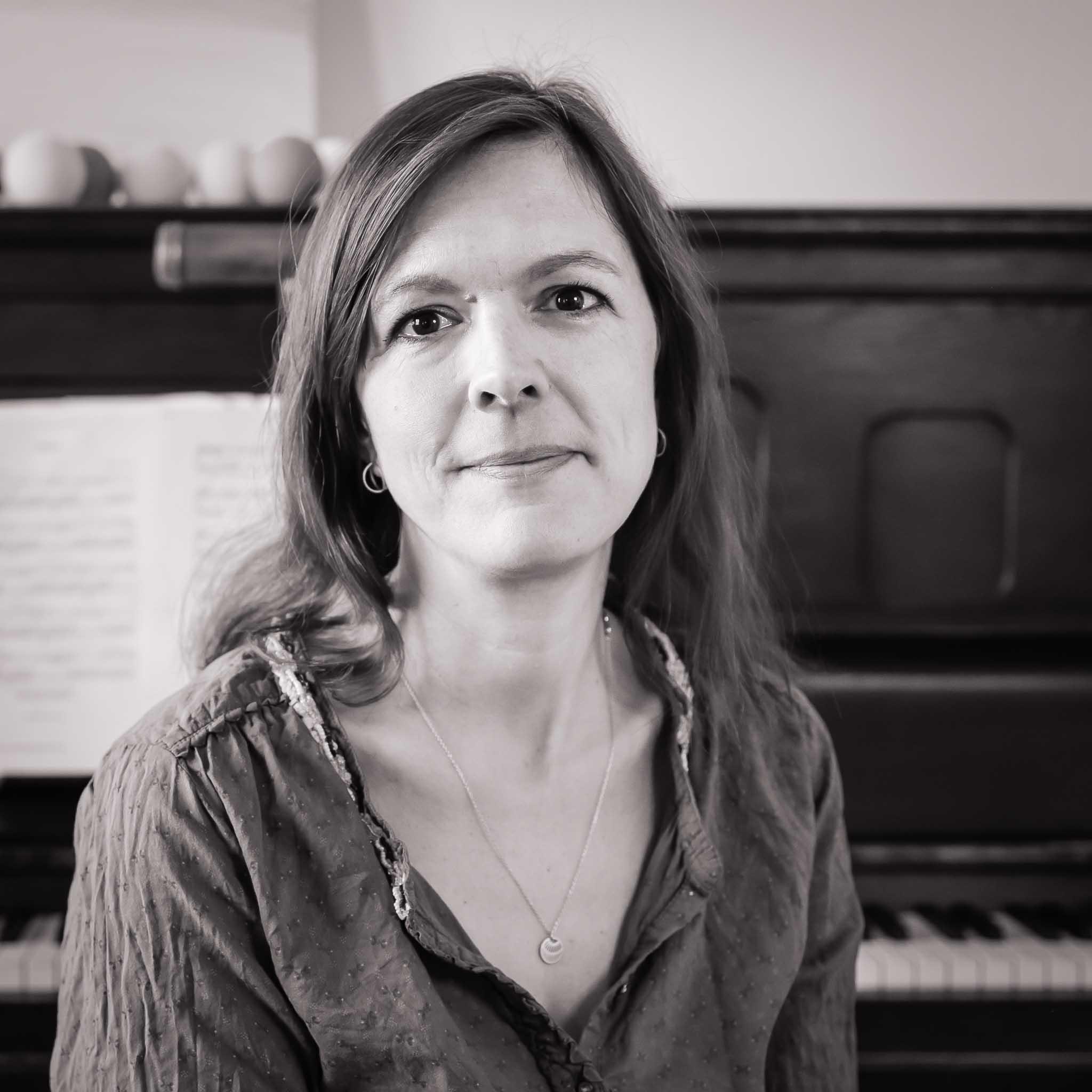 Julia und ihr Klavier