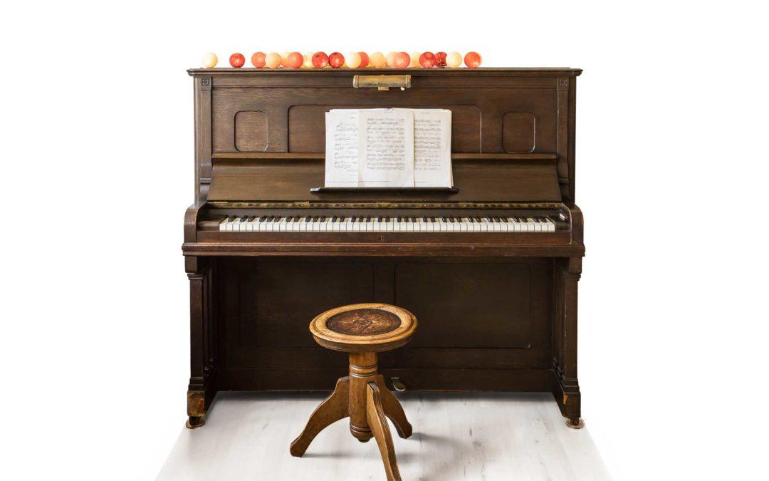 Julias Klavier