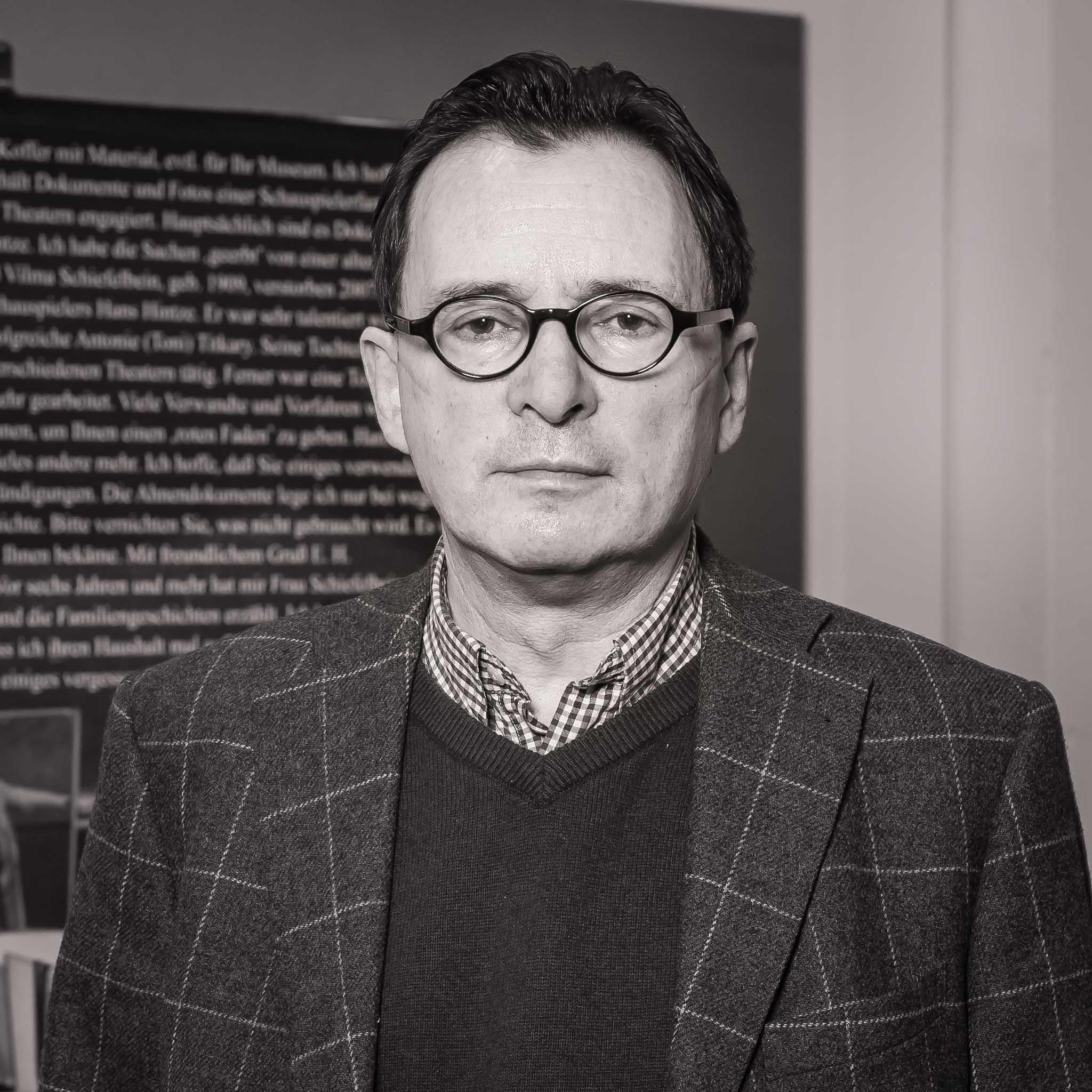 Portrait von Carsten