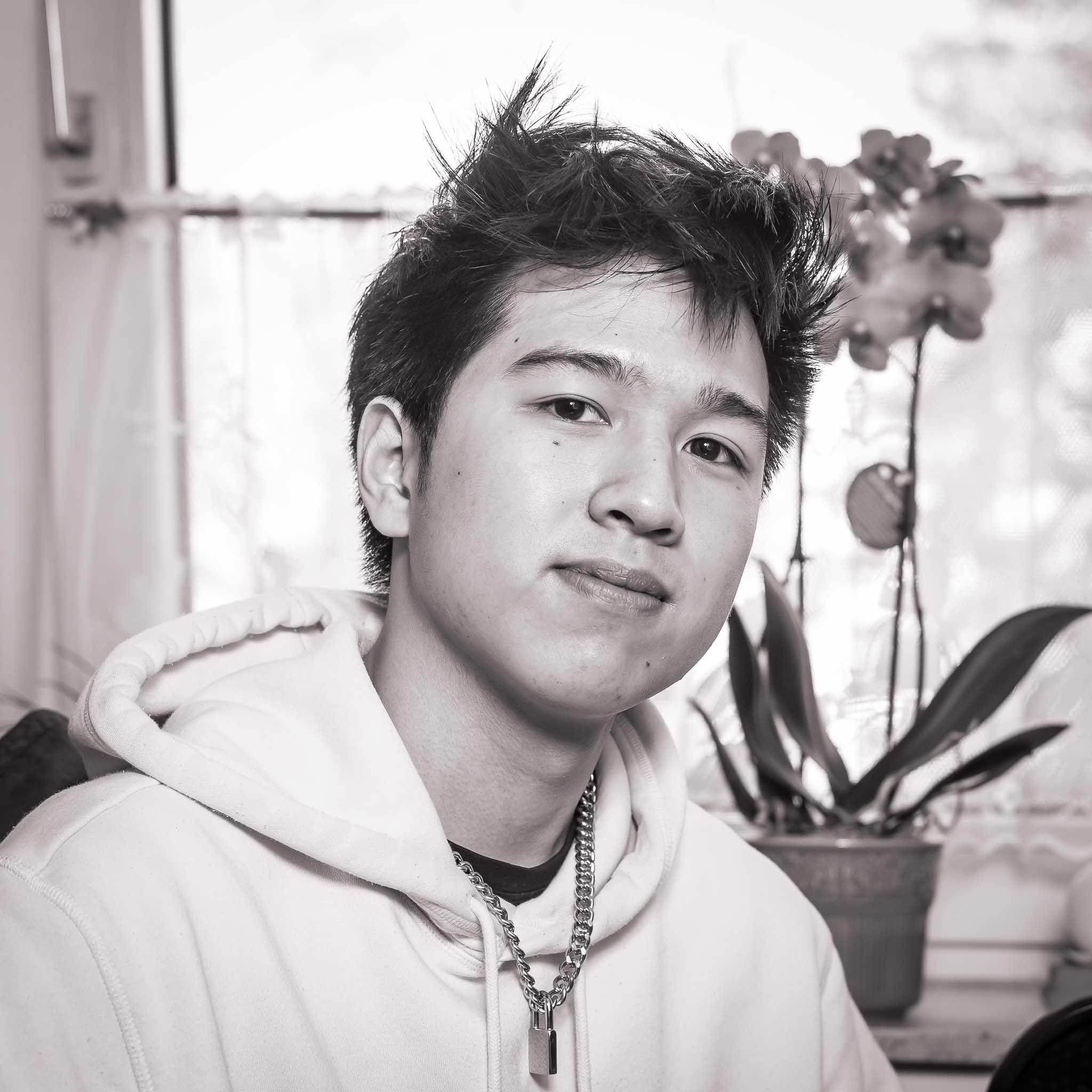 Portrait von Kevin
