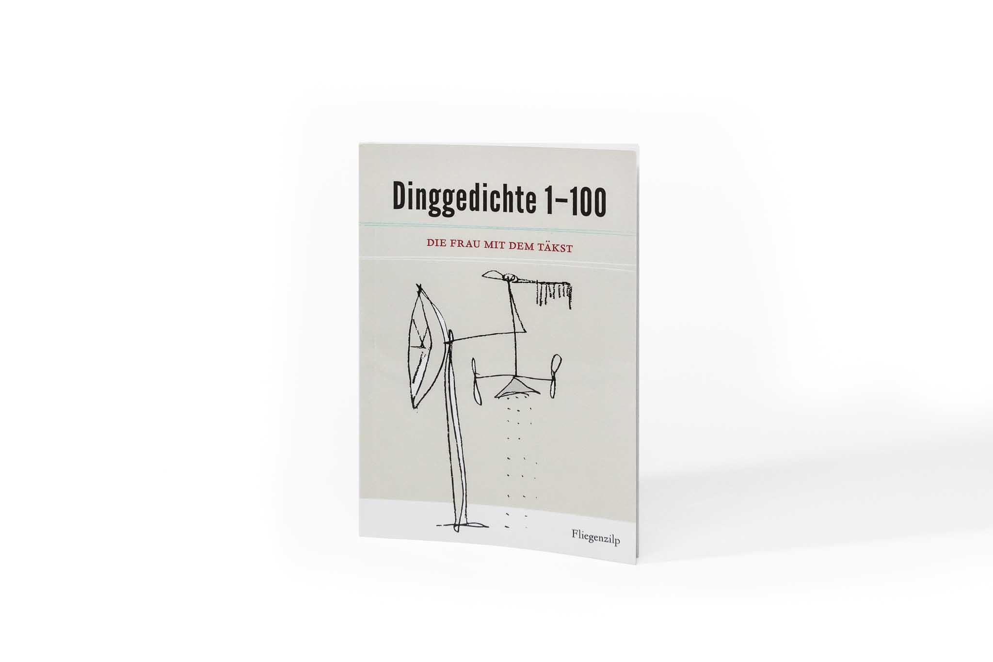 Das Buch Dinggedichte 1–100 von Verena Richter