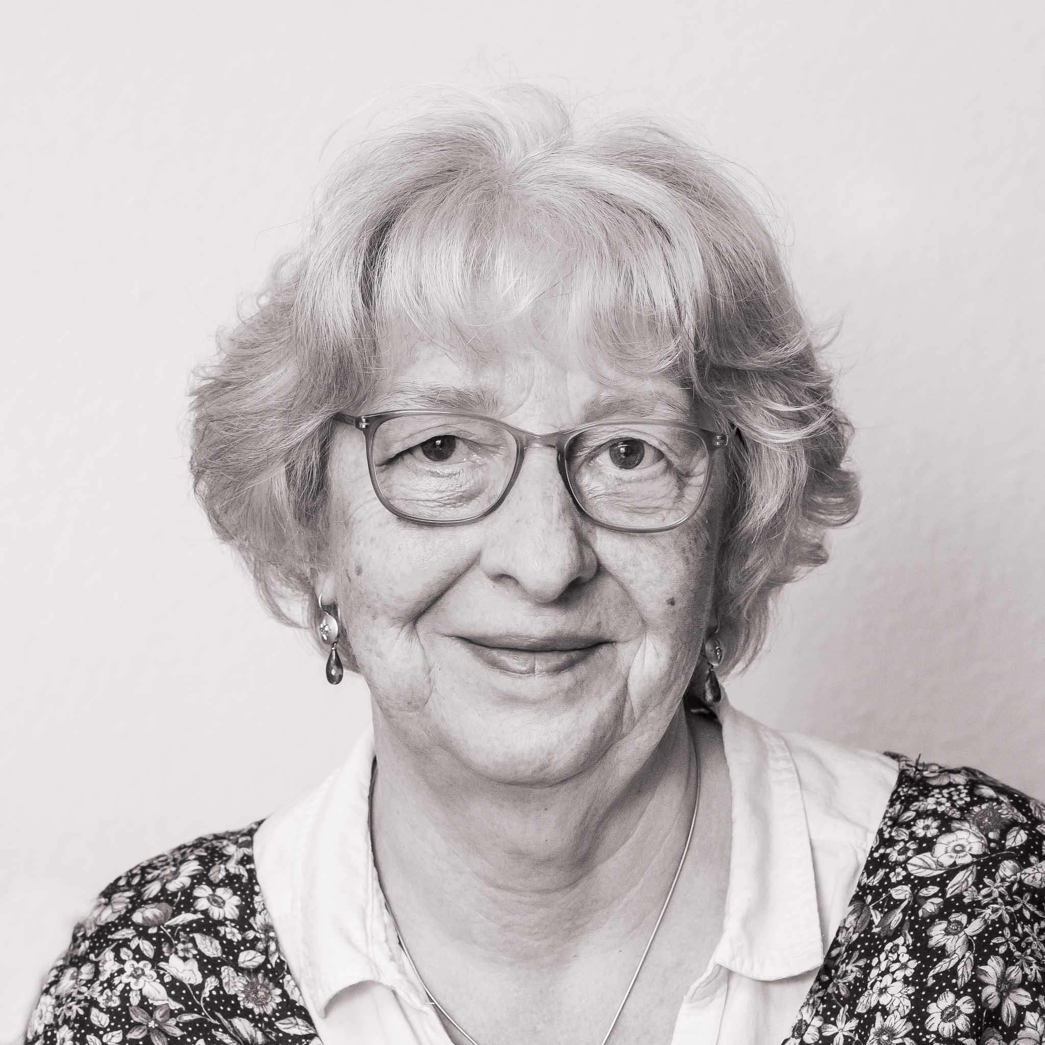 Portrait von Ulla Müllek