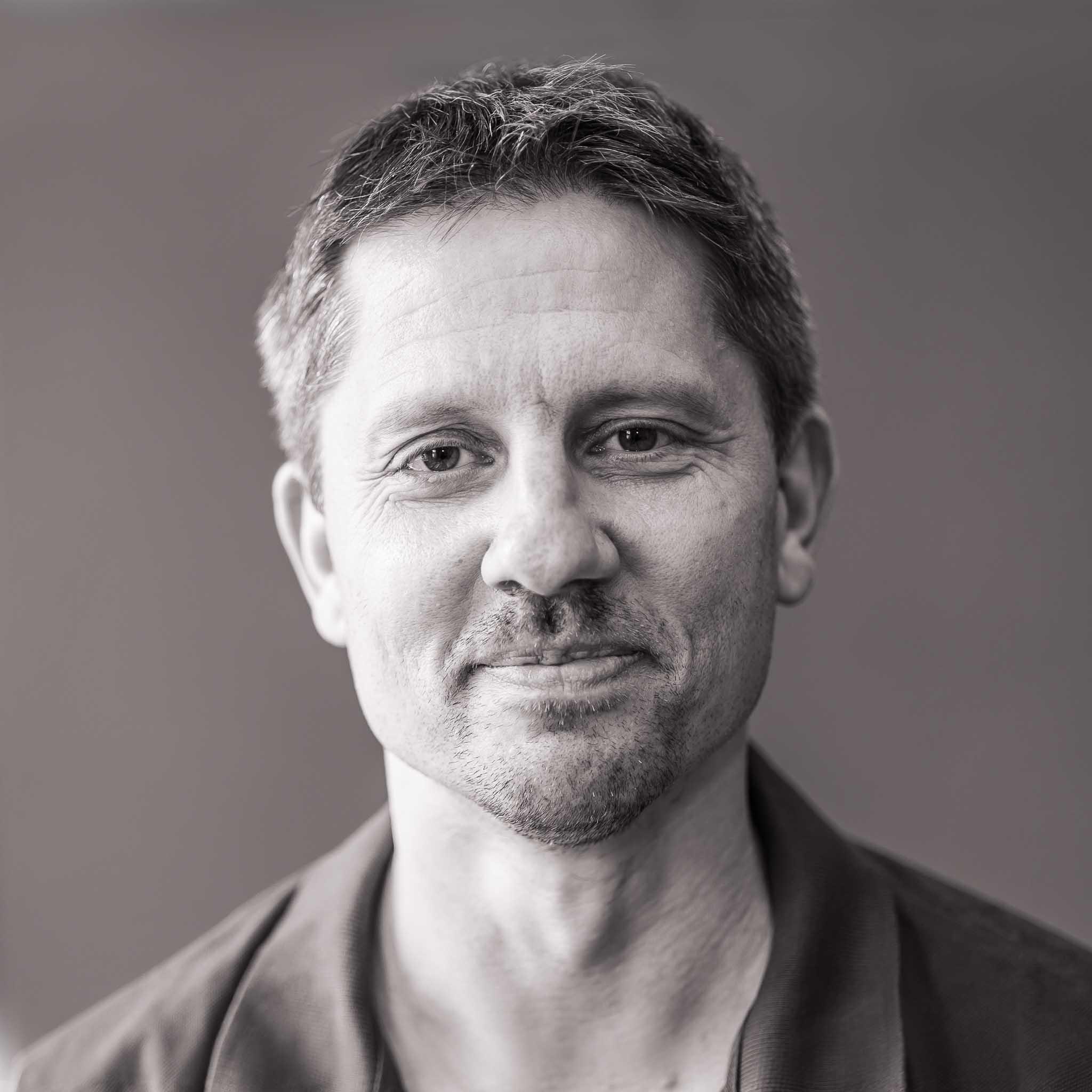 Porträt von Matthias Peterek