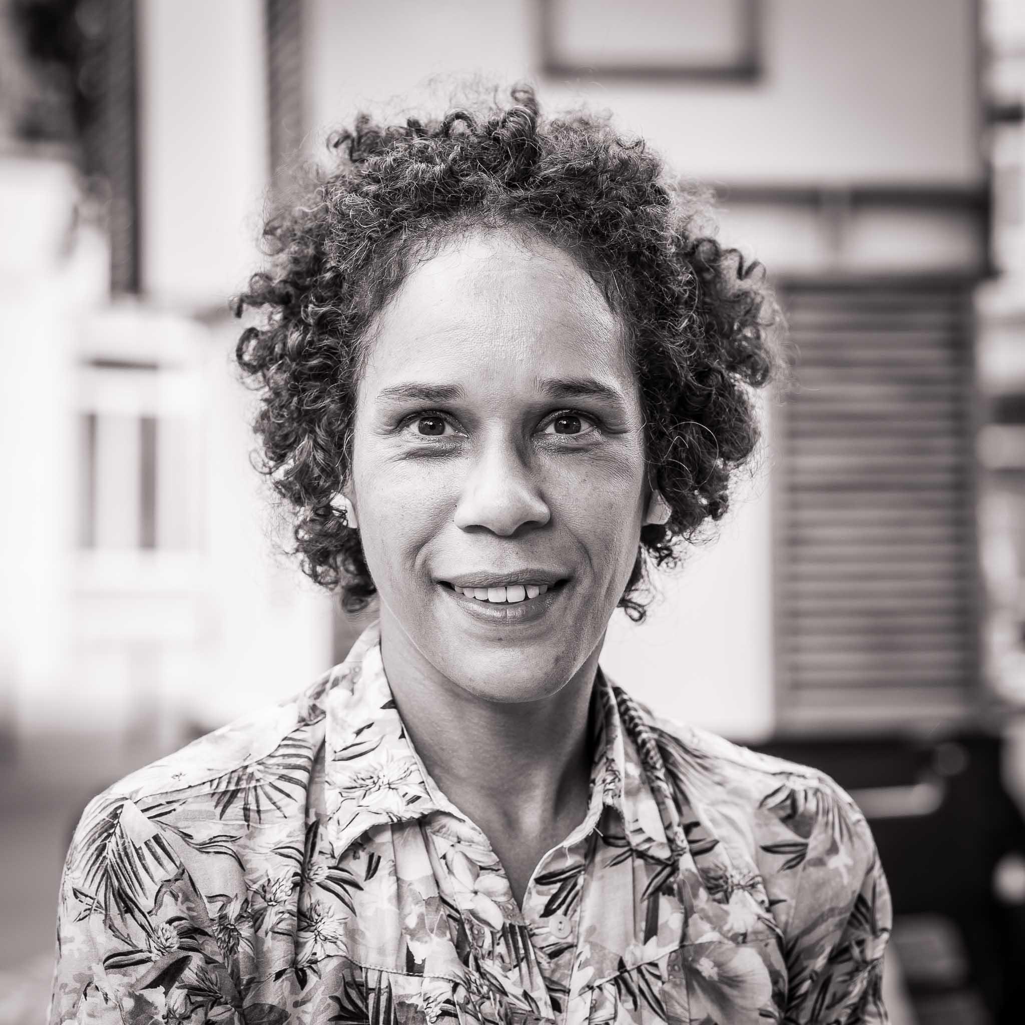 Porträt von Iyabo Kaczmarek