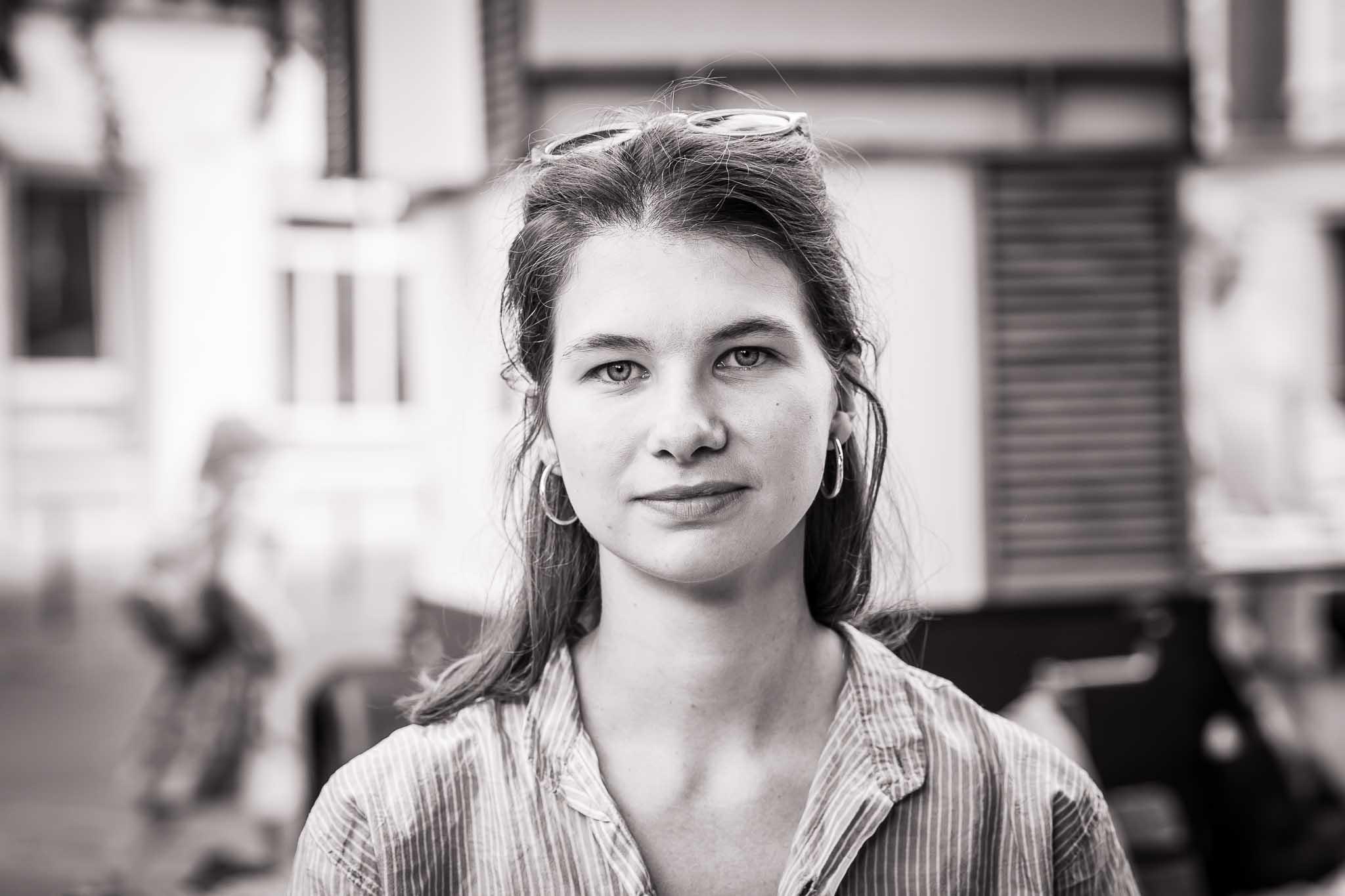 Porträt von Shino Maier