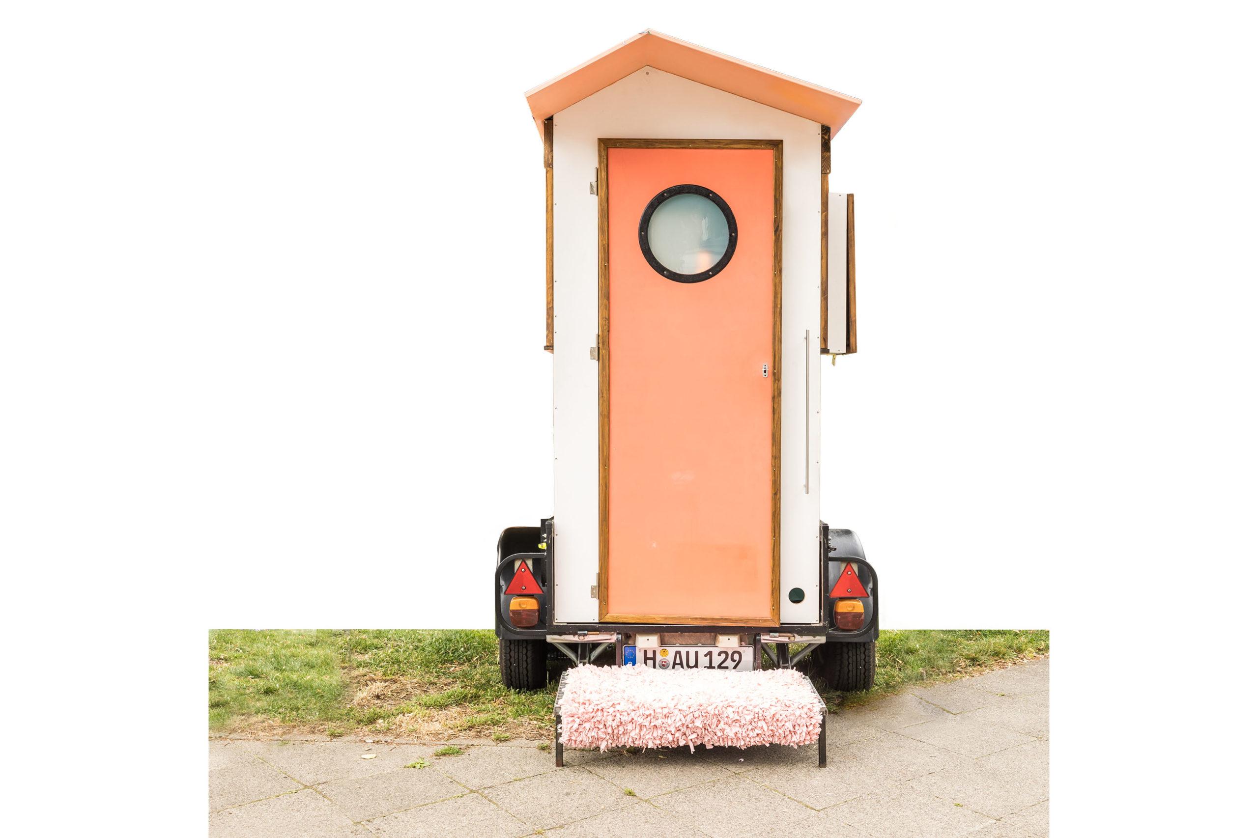Die Speak-Up-Box mit geschlossener Tür